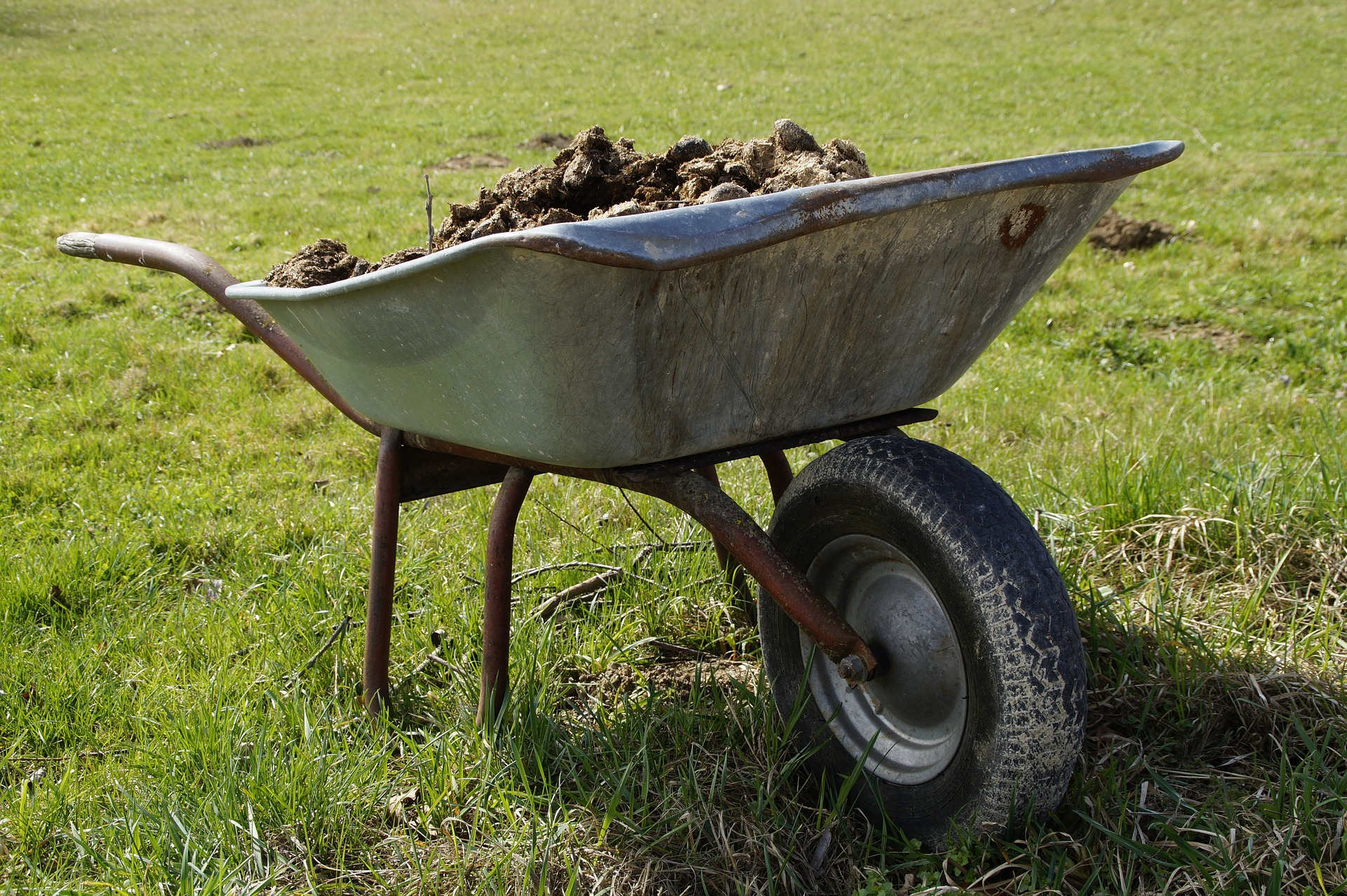 Manual handling in agriculture
