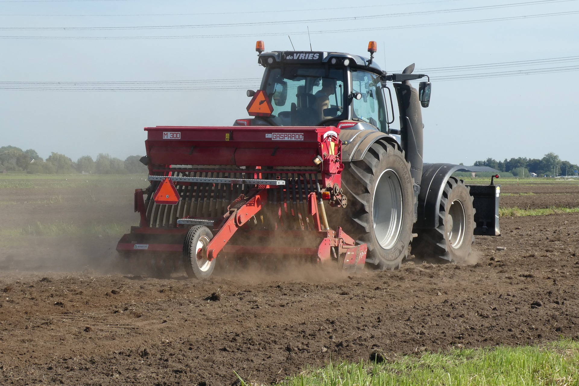 Using Tractors with PTO Shafts