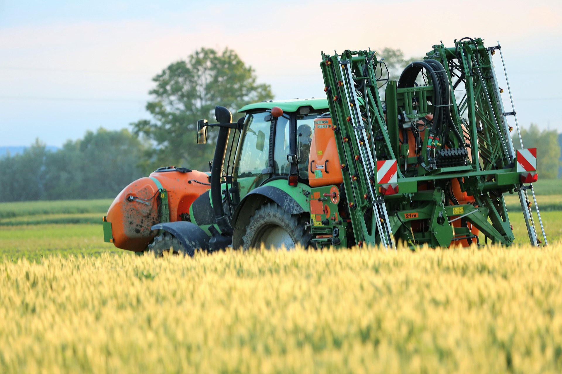 Tractor Instruments and Controls
